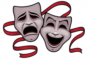 Comedy And Tragedy Theater Masks by schwegel CxNSDouL1GKh 1160x772