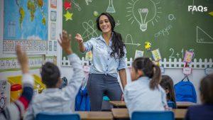 Teacher female