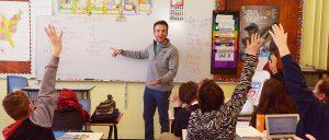 Teacher male