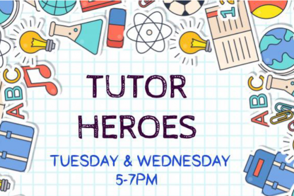 Tutor Heroes Opportunity For All 7th Through 12th Grade Students